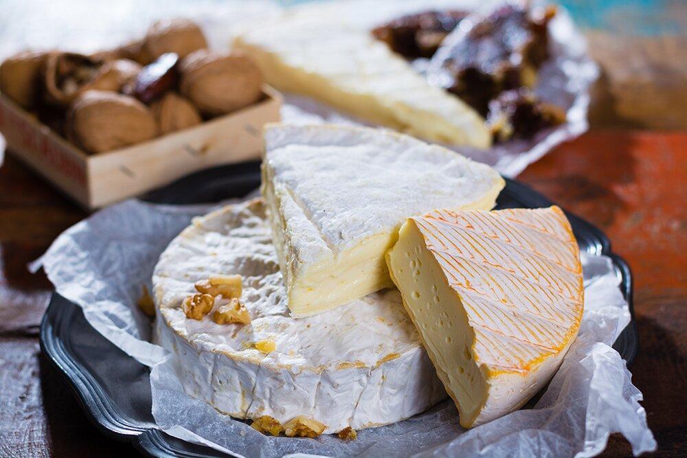 Обзор производства сыра камамбер